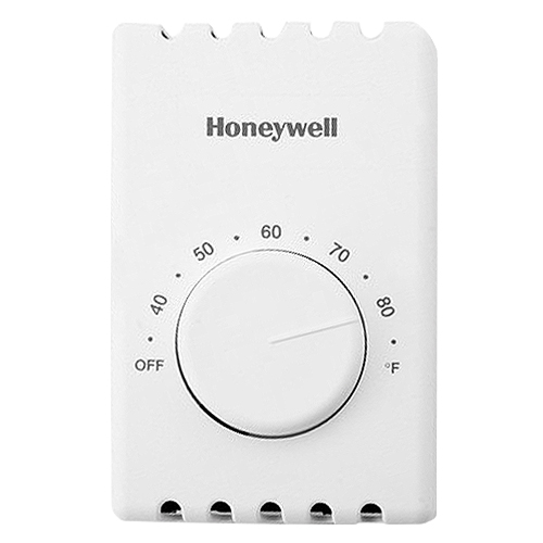 Honeywell line voltage dial